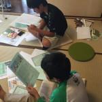 「志とは」 子どもたちとの会話に思う 第18回論語、素読会